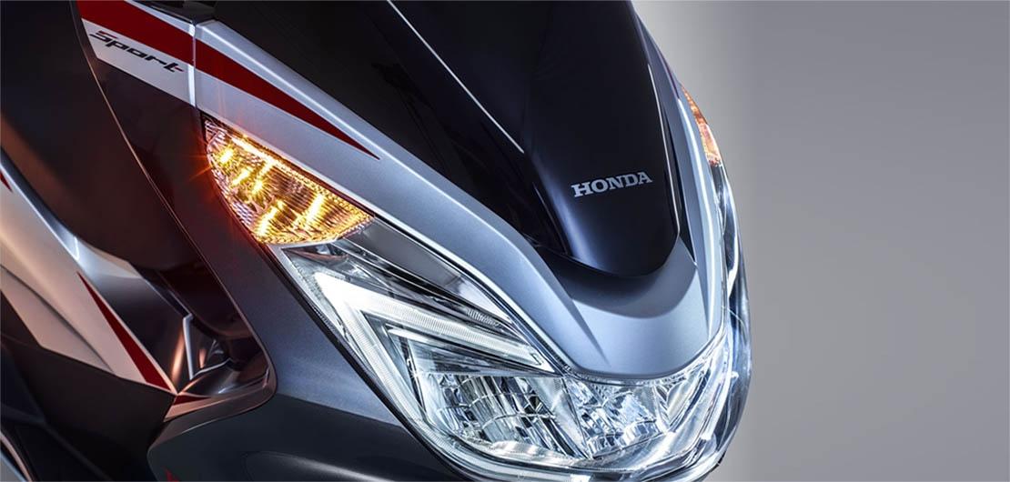 Scooter Honda PCX 150 ganha facelift e painel digital