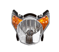 Lanternas e faróis - Total